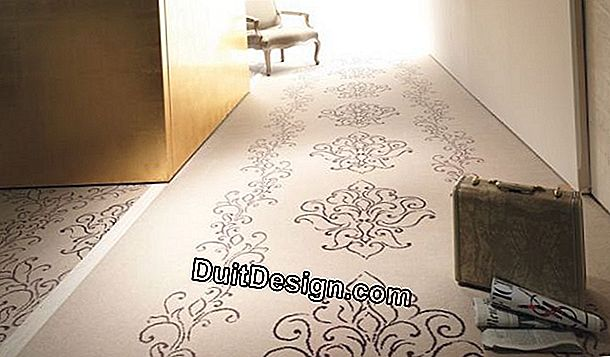 Carpet printed by Vormerk