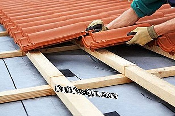 Price of different roof tiles