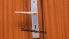 Replace a recessed lock