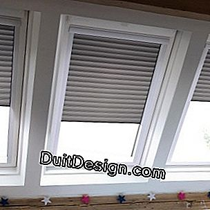 ATIX roller shutter for roof windows