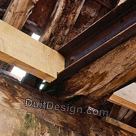 Recessing the joist head dalam rangka UPN