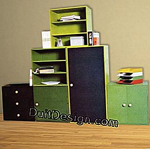 Make storage boxes