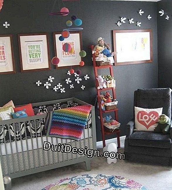 Fit a baby room