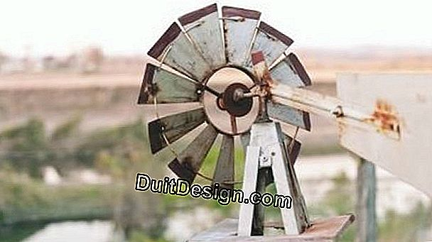 Make A Wind Turbine For Your Garden: Self-Construction Or