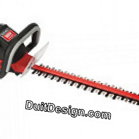OREGON HT255 Cordless Hedge Trimmer