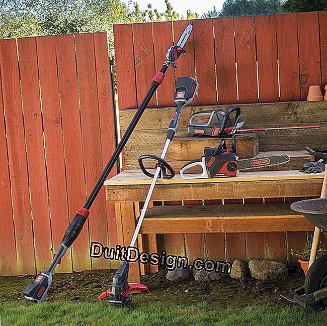 OREGON Souffeur, pruner, chainsaw, hedge trimmer and cordless trimmer