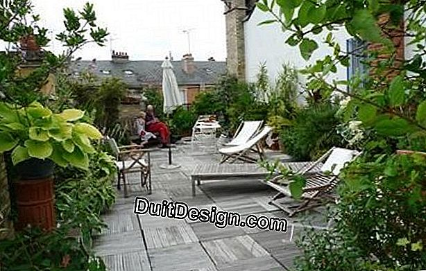 Develop an interior courtyard