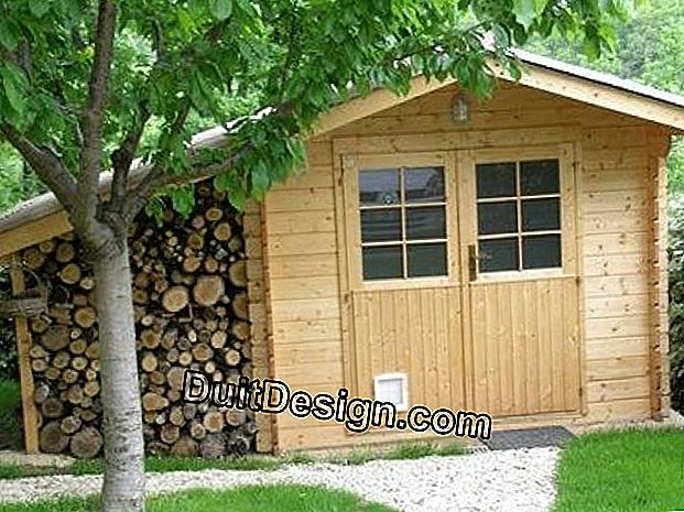 Is a building permit required for a garden shed
