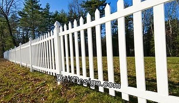 Maintenance of a fence