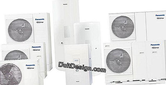 Panasonic Aquarea System Product Line