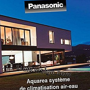 Aquarea, Panasonic's new air-to-water air conditioning system