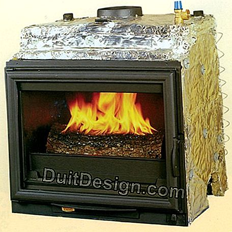 Fireplaces and boilers of central heating with wood: boilers
