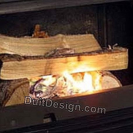 How to light your wood fire
