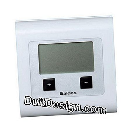 Wireless thermostats T.One