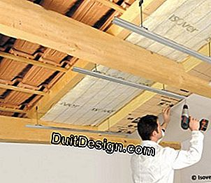 INSULATION: KEY POINT OF ENERGY RENOVATION