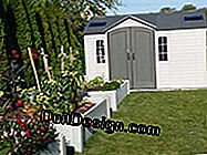 How to choose your garden shed