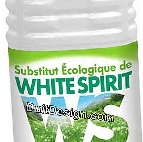 Substitute of white spirit - 1 L