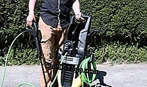 High pressure cleaner: assembly and equipment