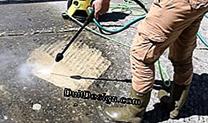 High pressure cleaner: use