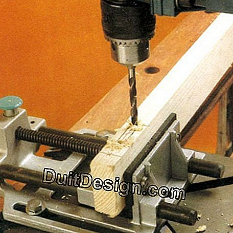 How to properly use a drill?: drilling