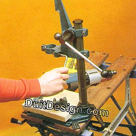 How to properly use a drill?: support
