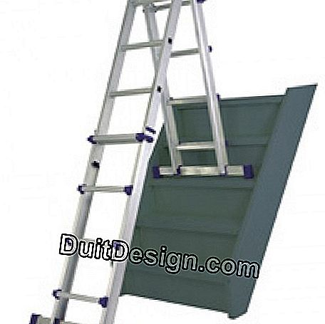 TELESCAB'O CENTAURE Ladder dan Stepladder Telescopic