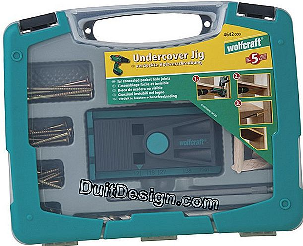 Kit Jig Wolfcraft Undercover