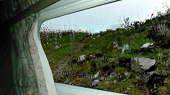 Rain noise roof window (ABP)
