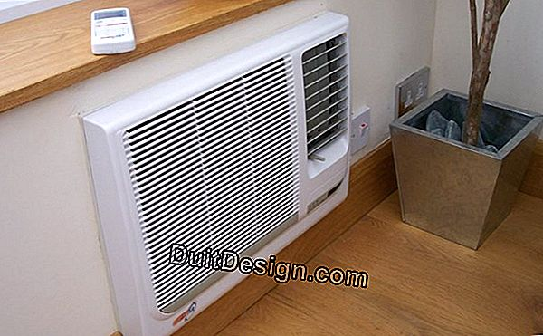 Can we heat a house with air conditioning in one room?