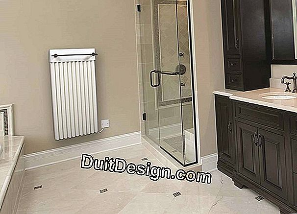 Install storage heaters in all rooms.