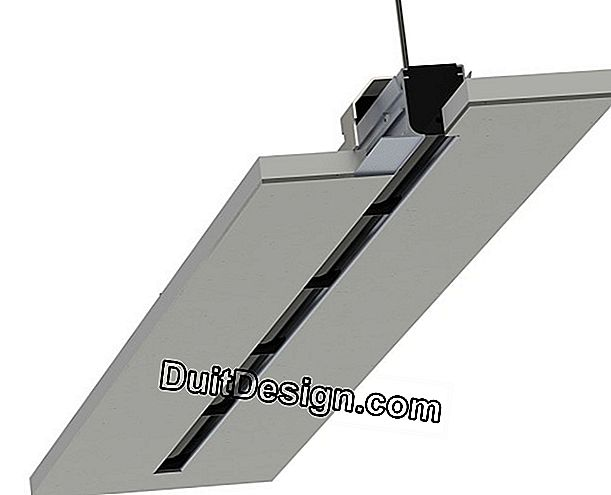Air flow in false ceiling