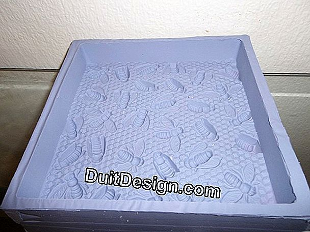 Make a plastic mold