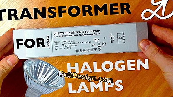 Problem with low voltage halogen lamps