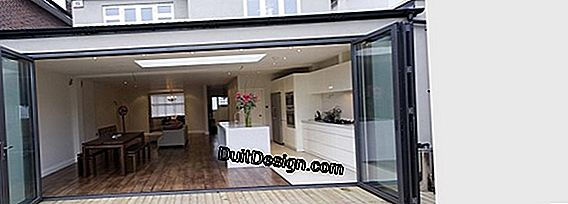 Prefabricated extension