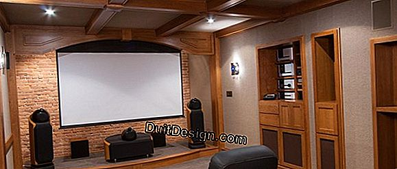 Position home theater speakers