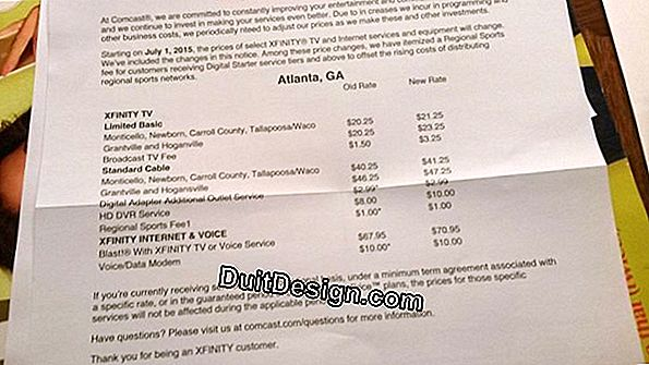 Surcharge request after billing