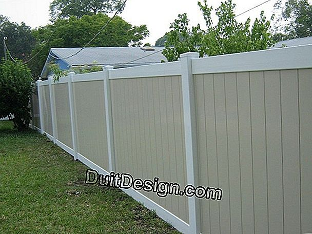 Find a PVC fence supplier