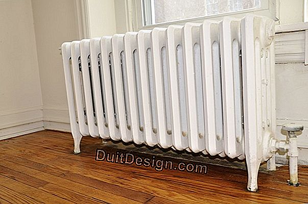 What types of central heating radiator choose?
