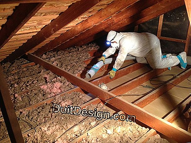 Which insulation should I choose to insulate the floor? of attics lost?