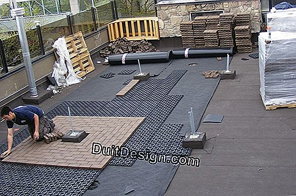 Install a pool on a rooftop terrace