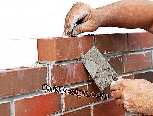 Build a wall of solid bricks