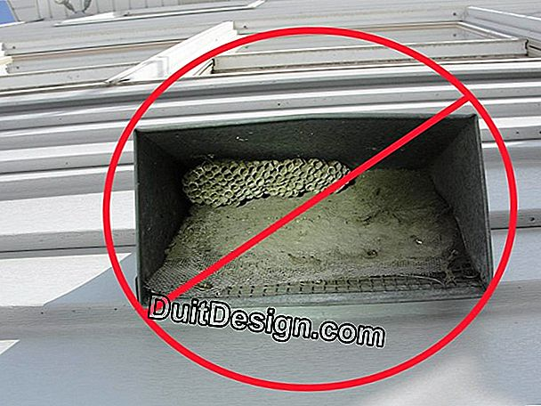 Insulate a separation wall with common part