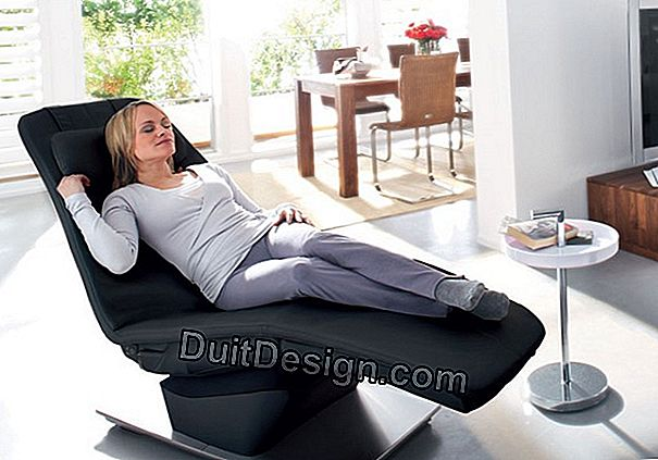 A relaxation chair