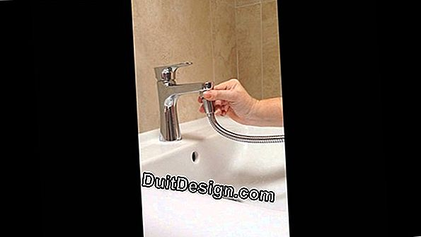 Taps: connect a mixer tap