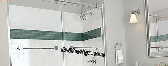 Install a shower stall