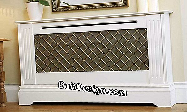 Make a radiator cover