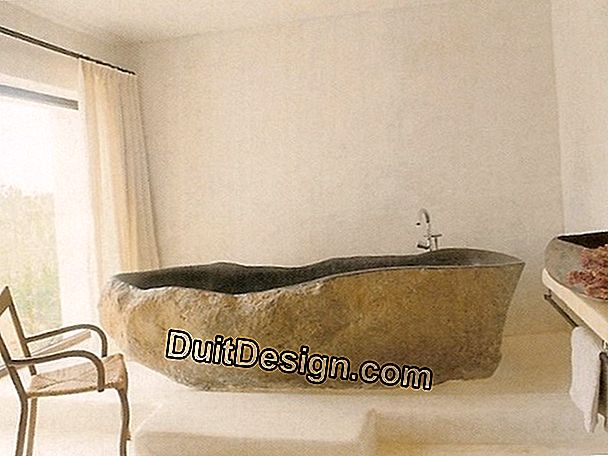 Renovate a bathtub, a sink.