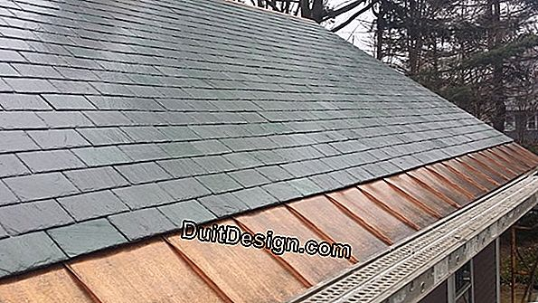 Risks of infiltration roof on new roof: who to contact?