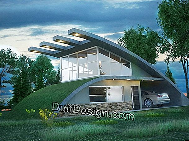Bioclimatic houses