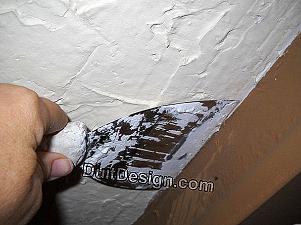 How to cover a plaster?